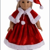 American Girl Doll Christmas Clothes