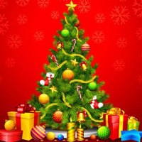 Animated Christmas Tree Wallpapers