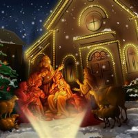 Animated Christmas Wallpapers Free For Desktop