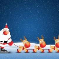 Animated Christmas Wallpapers Free