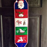 Christmas Card Holders Wall