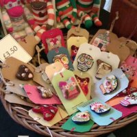 Christmas Crafts To At Craft Fairs