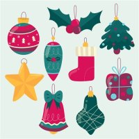 Christmas Decorations To Print For Free
