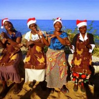 Christmas Down In Africa