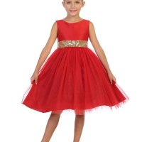 Christmas Dress For Kids