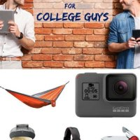 Christmas Gifts For Male College Students