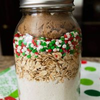 Christmas In A Jar Recipes