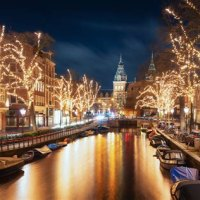 Christmas In Holand
