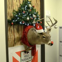 Christmas Office Decorating Contest