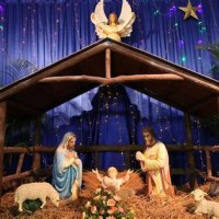 Christmas Scene Images