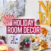 Diy Christmas Decorations For Your Room