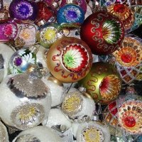 Fashion Christmas Ornaments