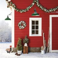 Front Christmas Decorations