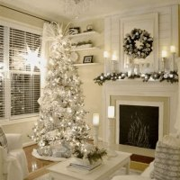 Ideas For Decorating White Christmas Trees