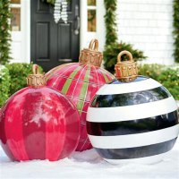 Large Christmas Ornaments Whole