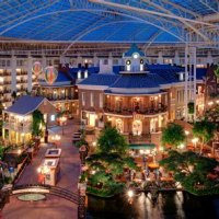 Lord Opryland Hotel Christmas
