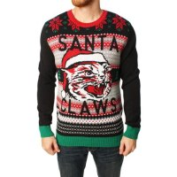 Mens L Ugly Christmas Sweaters