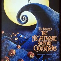 Nightmare Before Christmas Tim Burton