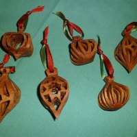 Scroll Saw Christmas Decorations