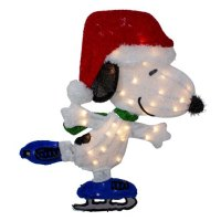 Snoopy Christmas Decorations For Outdoors